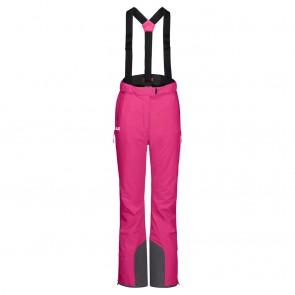 Jack Wolfskin Big White Pants W pink fuchsia-20