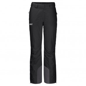 Jack Wolfskin Powder Mountain Pants W black-20