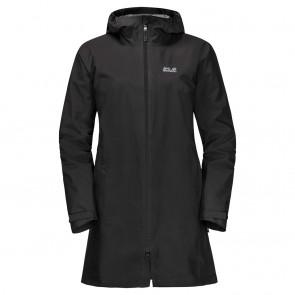 Jack Wolfskin Jwp Coat W black-20