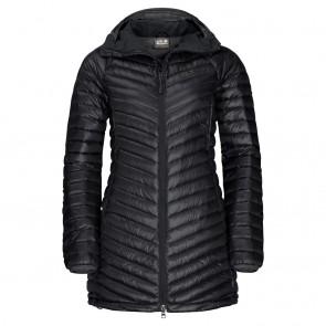 Jack Wolfskin Atmosphere Coat W black-20
