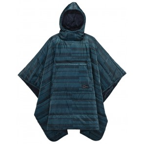 Therm-A-Rest Honcho Poncho Blue Print-20