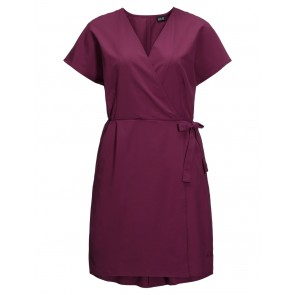 Jack Wolfskin Victoria Dress wild berry-20