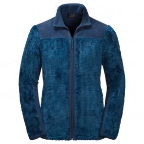 Jack Wolfskin Stone Pine Jacket M dark indigo stripes-20