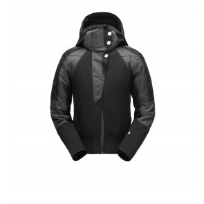 Spyder Meribel Bomber Jacket 001 Black/Black-20