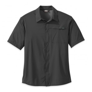 Outdoor Research OR Men's Astroman S/S Sun Shirt charcoal-20