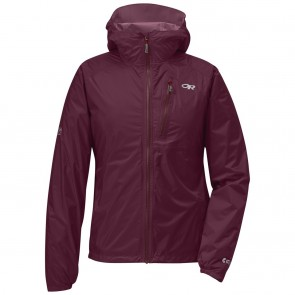 Outdoor Research Women's Helium II Jacket garnet-20