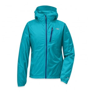 Outdoor Research OR Women's Helium II Jacket typhoon/baltic-20