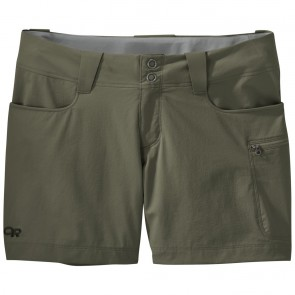 "Outdoor Research Women's Ferrosi Summit 5"" Shorts fatigue-20"