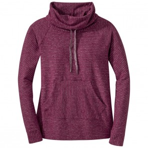 Outdoor Research OR Women's Mikala L/S Shirt pinot/raspberry-20