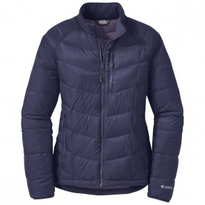 Outdoor Research OR Women's Sonata Down Jacket blue violet/fig-20