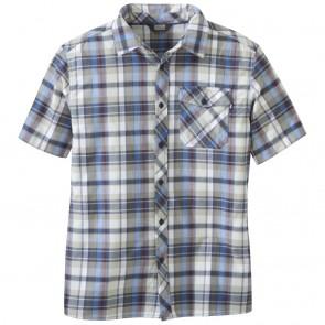 Outdoor Research OR Men's Pale Ale S/S Shirt cobalt large plaid-20