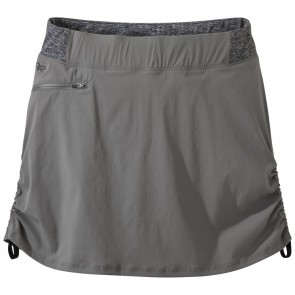 Outdoor Research Women's Zendo Travel Skort pewter-20