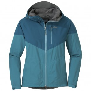 Outdoor Research Women's Aspire Jacket washed peacock/peacock-20