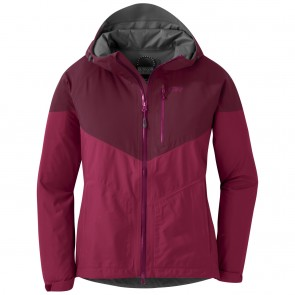 Outdoor Research OR Women's Aspire Jacket sangria/garnet-20