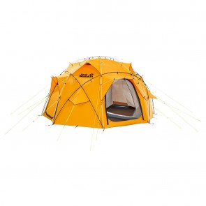 Jack Wolfskin Base Camp Dome burly yellow-20