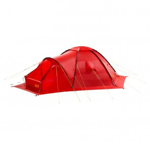 Jack Wolfskin Antarctica Dome peak red-20
