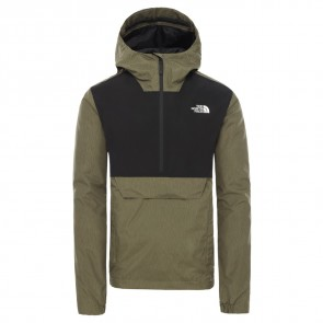 The North Face Men's Waterproof Fanorak BURNTOLIVEGRNRAINCAMOPRNT-20