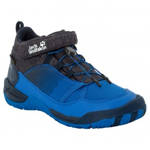 Jack Wolfskin Jungle Gym Texapore Mid K dark blue / blue-20