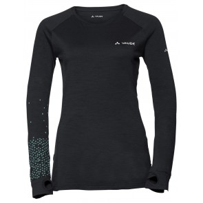 VAUDE Women's Base LS Shirt black-20