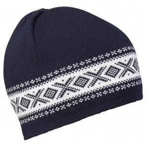 Dale of Norway Cortina Merino hat Navy / off white-20
