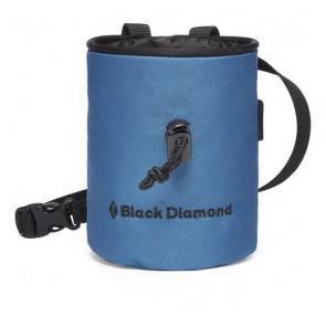 Black Diamond Mojo Chalk Bag Astral Blue-20