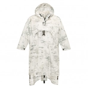Tasmanian Tiger TT Snow Poncho M 4-color snow forest-20