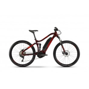 Haibike SDURO FullSeven Life 1.0 500Wh 10-G De 20 HB YSS tuscan/black/red-20
