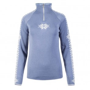 Dale of Norway Geilo Fem Sweater M Blue shadow / Off white-20