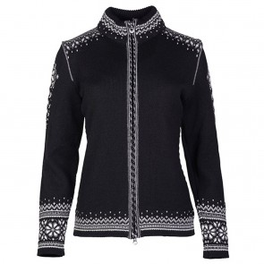 Dale of Norway 140th Anniversary Fem Jacket S Black/ off white/ smoke-20