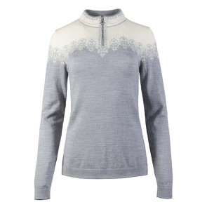 Dale of Norway Snefrid Fem Sweater Grey / Off white-20