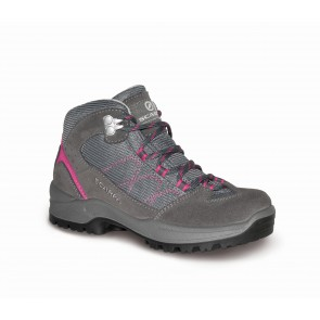 Scarpa Cyclone Kid Smoke/Passion Pink-20