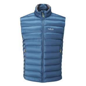 Rab Electron Vest Ink/ Mimosa-20