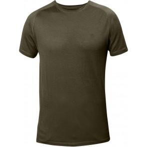 FjallRaven Abisko Trail T-shirt Dark Olive-20