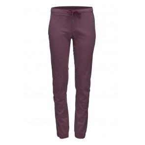 Black Diamond W Notion Pants Bordeaux-20