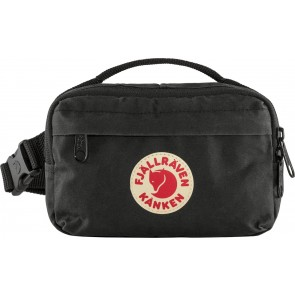 FjallRaven Kånken Hip Pack Black-20