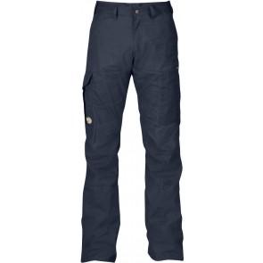 FjallRaven Karl Pro Trousers Long Dark Navy-20