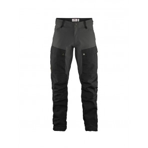 FjallRaven Keb Trousers M Reg Black-20