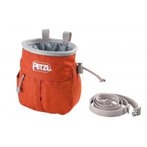 Petzl Sakapoche Chalk Bag Orange-20