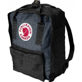 b11e6ace8 FjallRaven Kanken Mini Black-Graphite - us