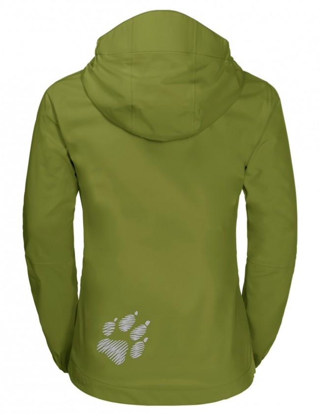 31433e288 Jack Wolfskin Pine Creek Jacket green tea - us