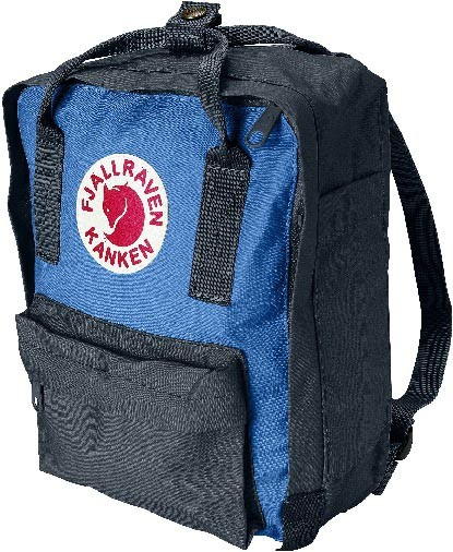 8cf3e0c70 FjallRaven Kanken Mini Graphite-UN Blue - us