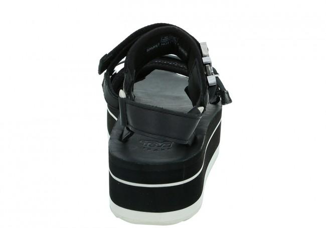005e801fc0b8 Teva Flatform Universal Luxe W s black - us