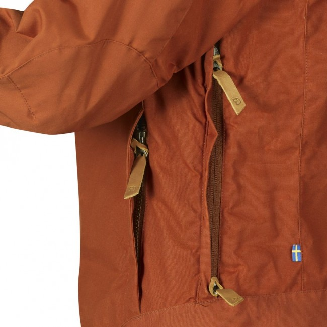 good selling 100% authentic biggest discount FjallRaven Singi Loft Jacket W. Autumn Leaf - us