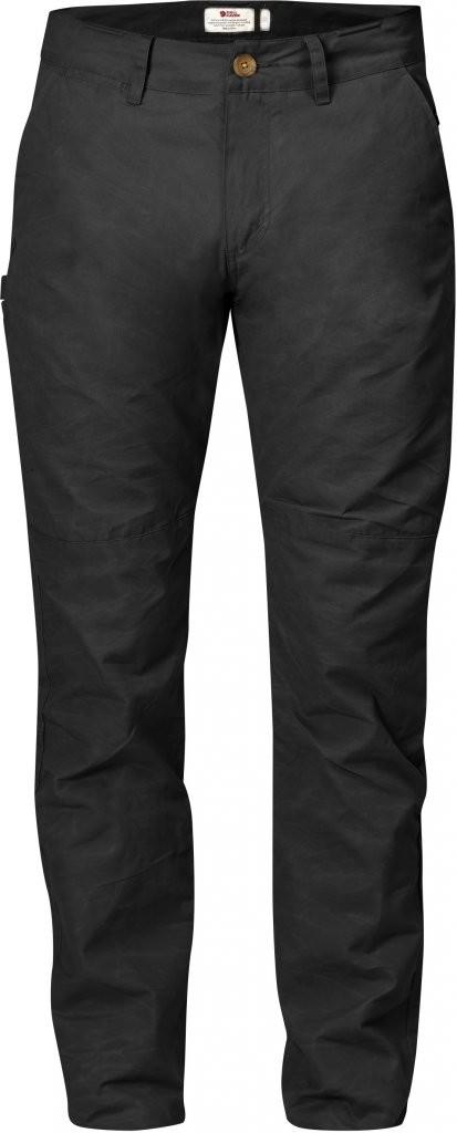 5f5889aa067bb FjallRaven Sörmland Tapered Trousers Dark Grey - us