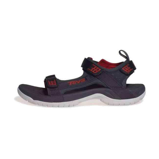 97870667e95ce Teva Tanza M s dark shadow red - us