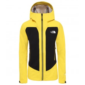 The North Face W IMPDR C-K JKT VIBRANT YELLOW/TNF BLACK-20