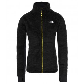 The North Face Women's Shimasu Highloft Fleece Jacket TNF BLACK-20