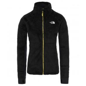 The North Face Women's Shimasu Highloft Fleece Jacket TNF BLACK-20