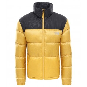The North Face Men's Nevero Down Jacket GOLDEN SPICE/TNF BLACK-20