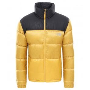 The North Face Men's Nevero Down Jacket GOLDEN SPICE/TNF BLACK-20